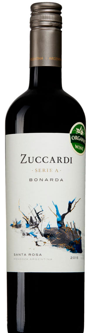 Serie A Bonarda Organic ( Zuccardi ) 2016