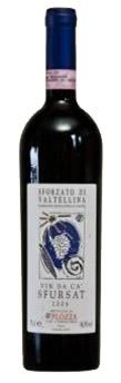 Sforzato Vin da Ca` ( Plozza ) 2006