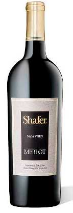 Merlot ( Shafer Vineyards ) 2014