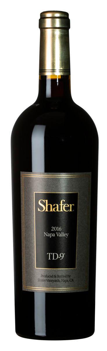 TD-9 ( Shafer Vineyards ) 2016