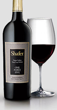 One Point Five® Cabernet Sauvignon ( Shafer Vineyards ) 2014