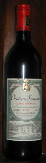 Chateau Siaurac 1994