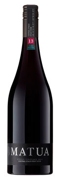 Single Vineyard Central Otago Pinot Noir ( Matua ) 2013