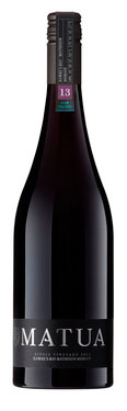 Single Vineyard Hawke`s Bay Merlot ( Matua ) 2013