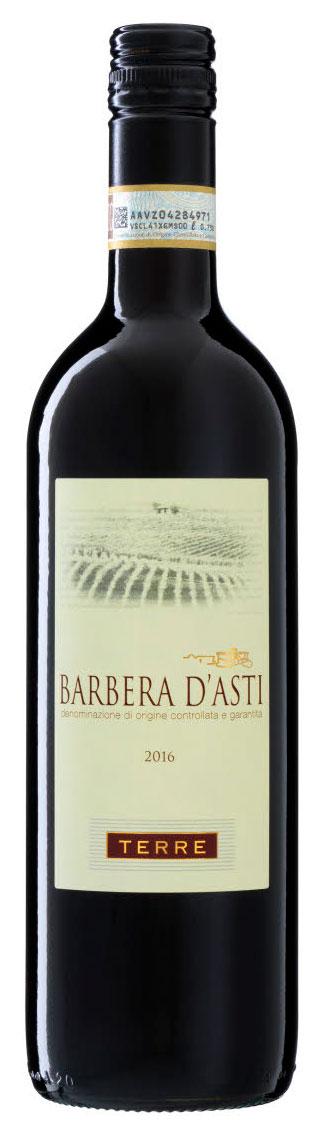 Barbera d`Asti ( Terre SRL ) 2016