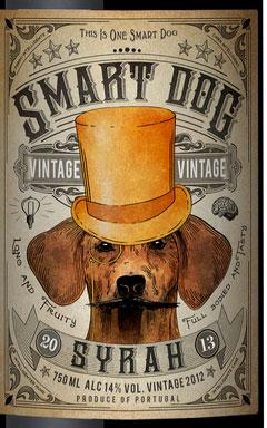 Smart Dog Syrah ( João Portugal Ramos ) 2017