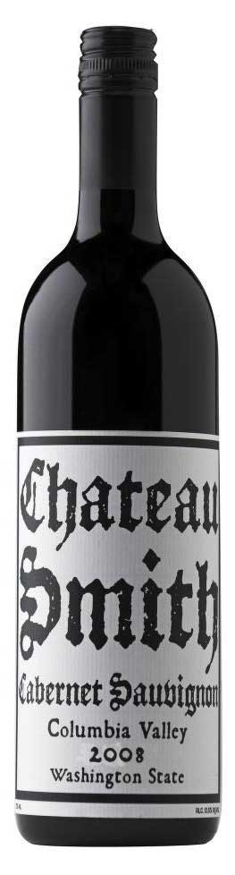 Chateau Smith Cabernet Sauvignon ( Charles Smith Wines  ) 2010