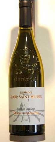Cuvee Des Deux Soeurs Chateauneuf-Du-Pape ( Tour Saint Michel ) 2007