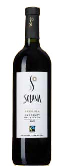 Soluna Premium Cabernet Sauvignon ( Bodega Furlotti ) 2011
