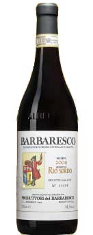 Barbaresco Riserva Rio Sordo ( Produttori del Barbaresco ) 2013