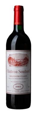 St.-Emilion Grand Cru Classé ( Château Soutard ) 1985
