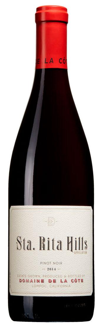 Sta. Rita Hills Pinot Noir ( Domaine de la Côte ) 2013