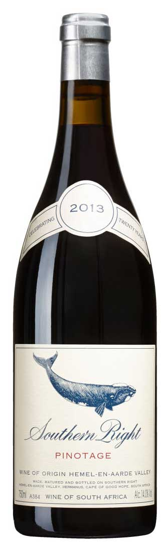Pinotage ( Southern Right Winery ) 2013