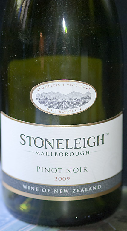 Pinot Noir ( Stoneleigh Marlborough ) 2016