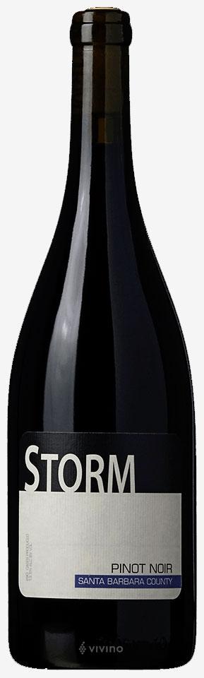 Pinot Noir Santa Barbara County ( Storm Wines ) 2014