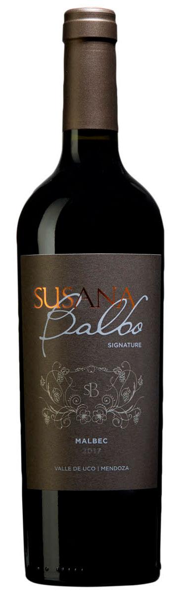 Signature Malbec ( Susana Balbo Wines ) 2017