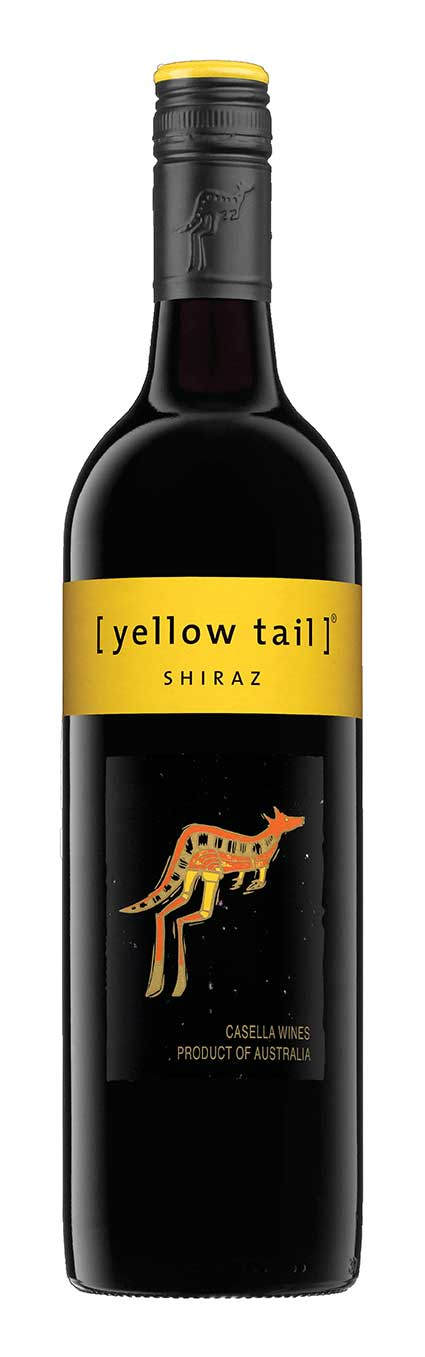 Yellow Tail Shiraz ( Casella Estate ) 2018