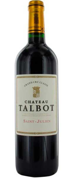 Château Talbot ( Château Talbot ) 2002