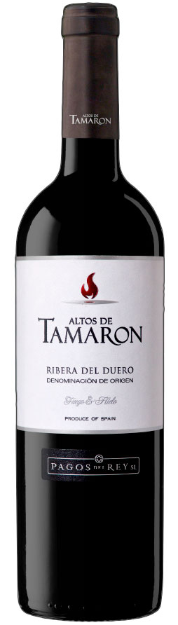 Altos de Tamarón Red ( Pagos del Rey ) 2015