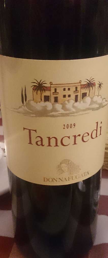Tancredi ( Donnafugata ) 2012
