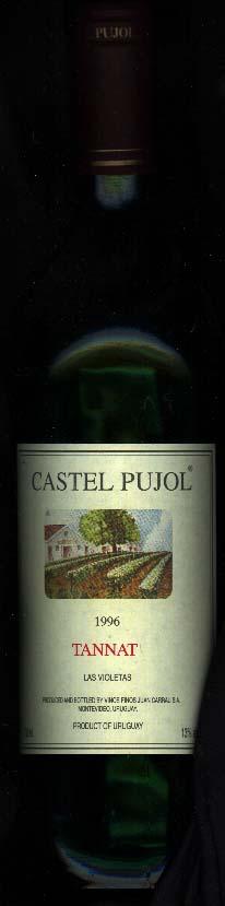 Tannat ( Castel Pujol  ) 1996