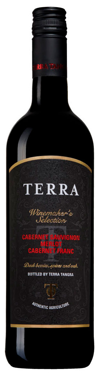 Cabernet Sauvignon Merlot Cabernet Franc ( Terra Tangra Winery ) 2015