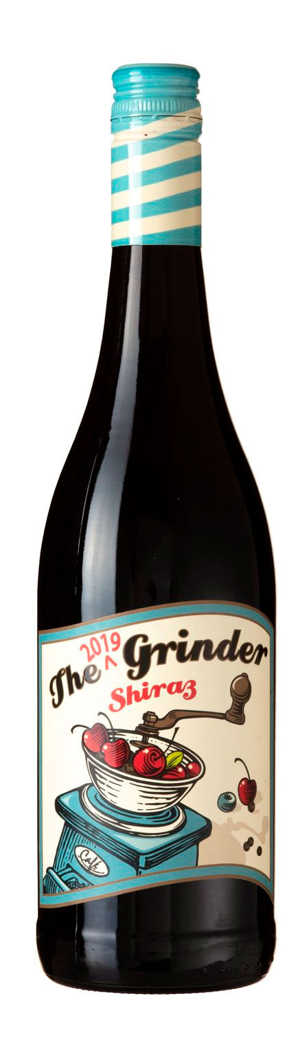 The Grinder Pinotage ( The Grape Grinder ) 2019