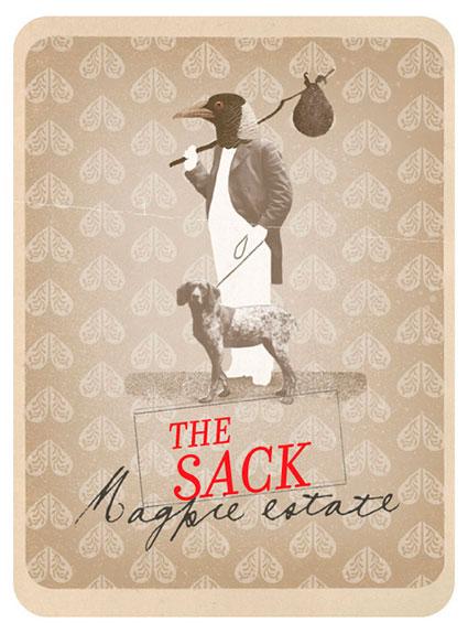 The Sack Shiraz ( Magpie Estate ) 2015