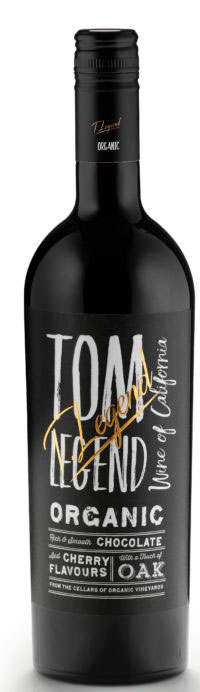 Tom Legend Signature Organic ( Big House Wine Company ) 2015