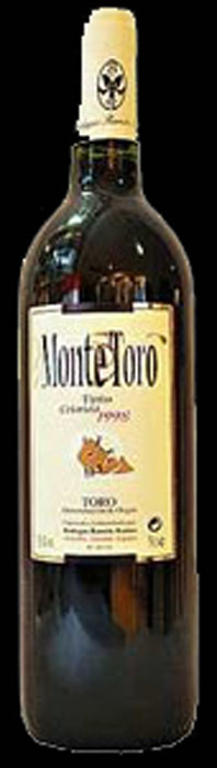 Monte Toro Crianza ( Ramon Ramos ) 1998