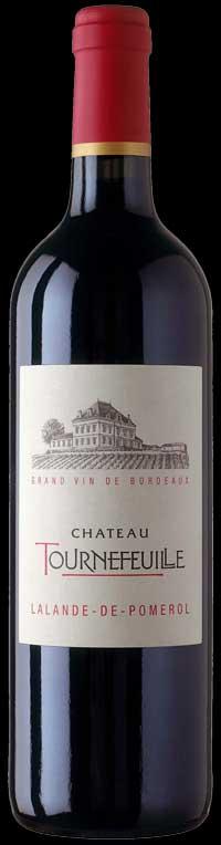 Château Tournefeuille ( Château Tournefeuille ) 2012