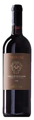 Rosso di Montepulciano Trerose ( Tenimenti Angelini ) 2009