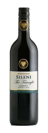 The Triangle HB Merlot ( Sileni Estates ) 2013