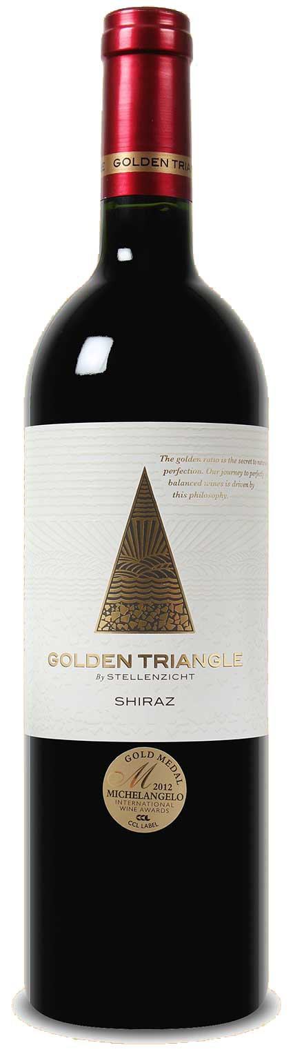 Golden Triangle Shiraz ( Stellenzicht ) 2003
