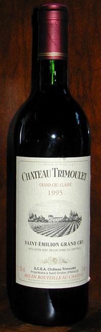 Château Trimoulet ( Château Trimoulet ) 1993