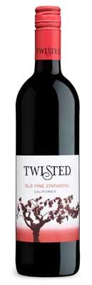 Old Vine Zinfandel ( Twisted Wines ) 2014