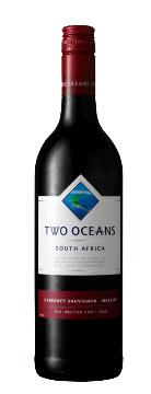 Cabernet Sauvignon - Merlot ( Two Oceans Wines ) 2012