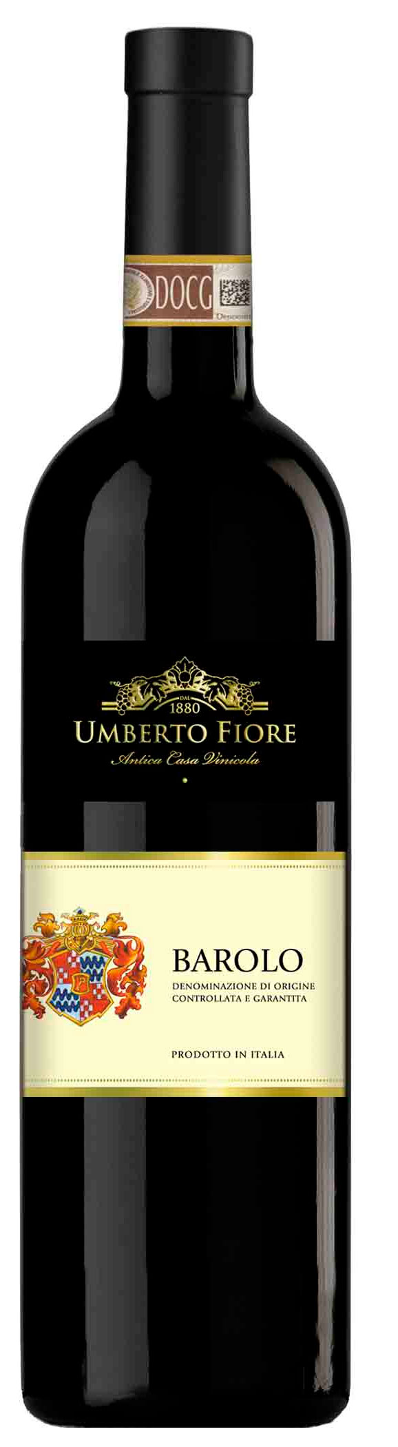 Barolo Umberto Fiore ( Cantine Manfredi ) 2015
