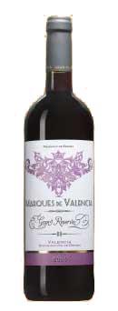 Marques de Valencia Gran Reserva ( Anecoop-la Vina ) 2011