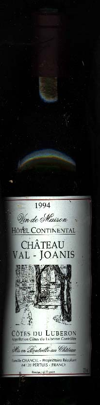 Chateau Val Joanis 1994