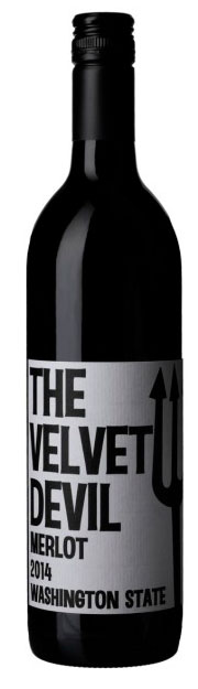 Velvet Devil Merlot ( Charles Smith Wines  ) 2010