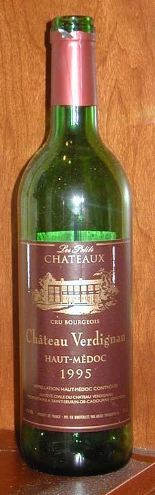 Château Verdignan ( Château Verdignan ) 2002