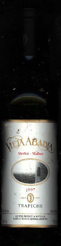 Vieja Abadia ( Trapiche ) 1997