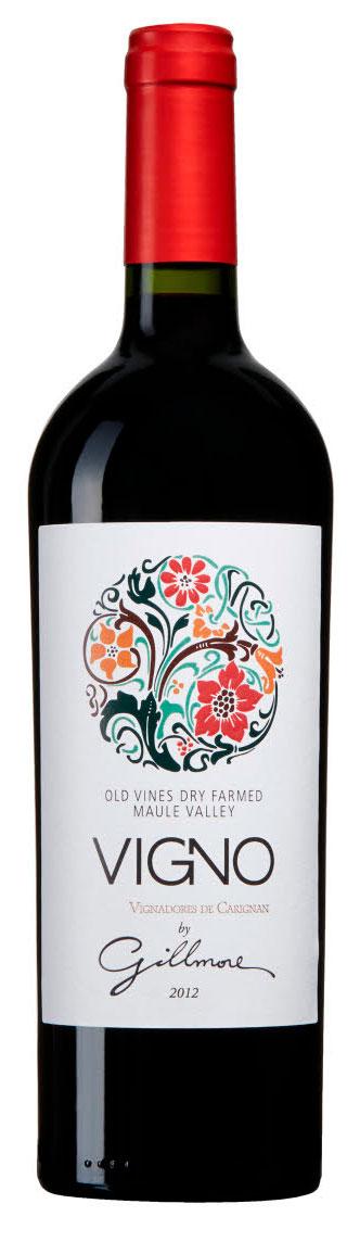 Vigno ( Gillmore Wines ) 2012