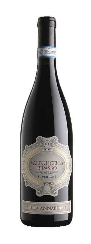 Valpolicella Ripasso Superiore DOC ( Villa Annaberta ) 2008