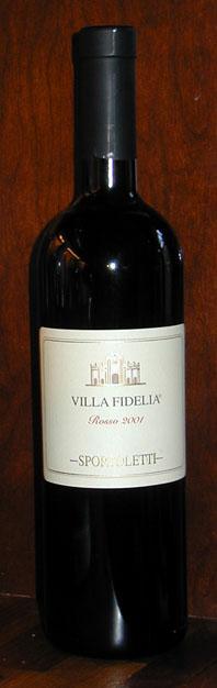 Villa Fidelia ( Sportoletti ) 2001