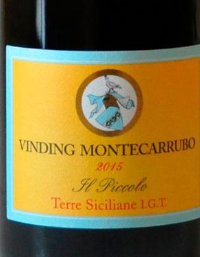 Vinding Montecarrubo Il Piccolo ( Peter Vinding-Diers Montecarrubo ) 2012