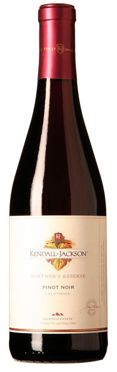 Vintners Reserve Pinot Noir ( Kendall Jackson ) 2010
