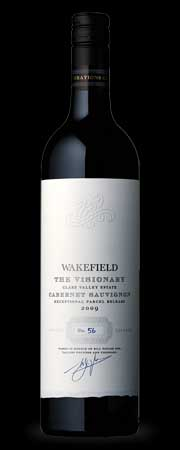 The Visionary Cabernet Sauvignon ( Wakefield Wines ) 2013
