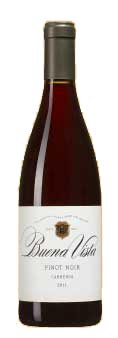 Carneros Pinot Noir ( Buena Vista Winery ) 2016